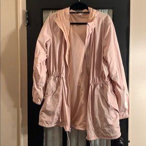 Old Navy pink active jacket